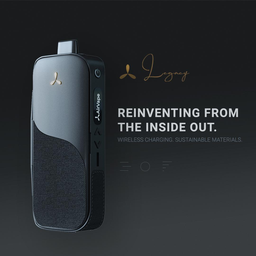 AirVape Legacy Portable Vaporizer